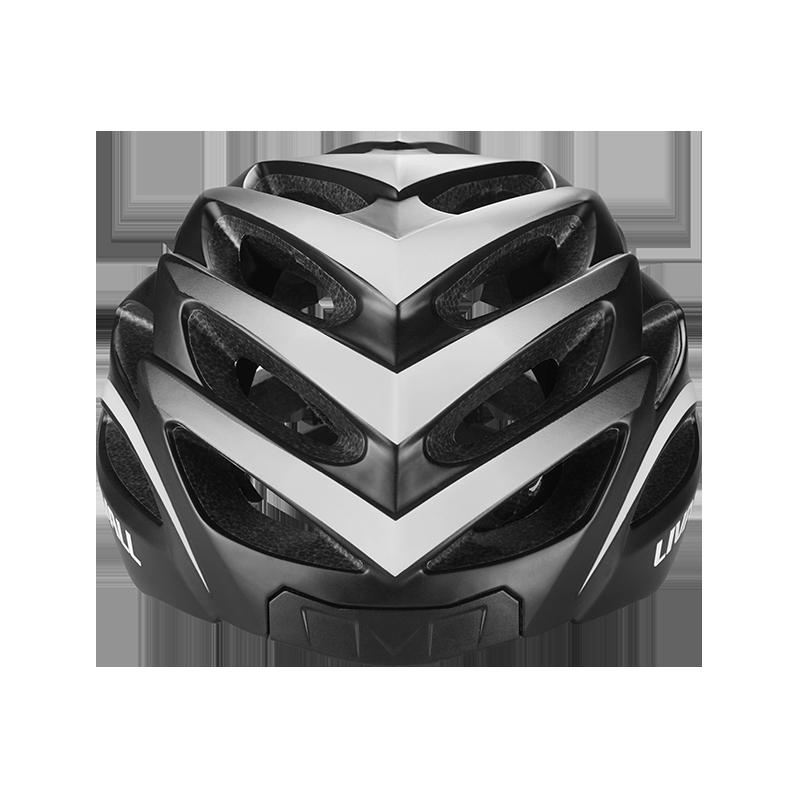 BH62 Smart Helmet (White Black)