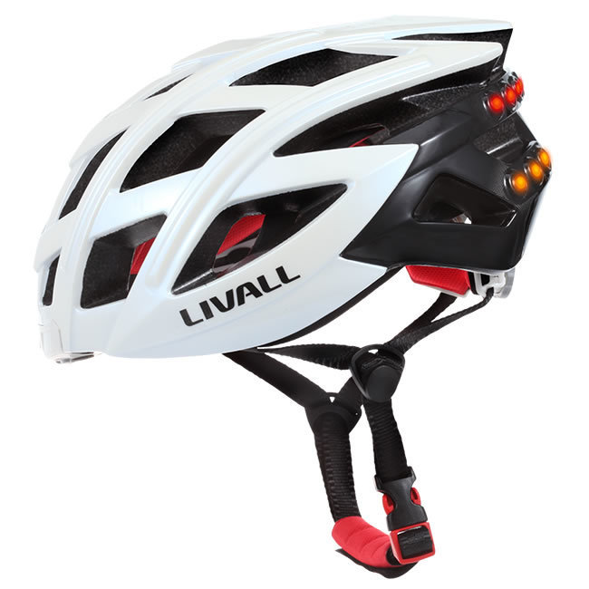 Livall BH60SE Smart Helmet with Blingjet 55-61cm