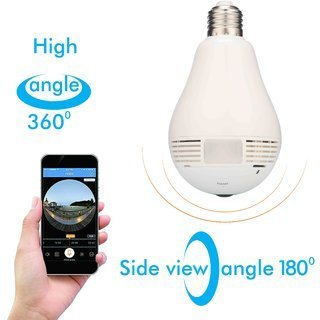 180 Degree bulb