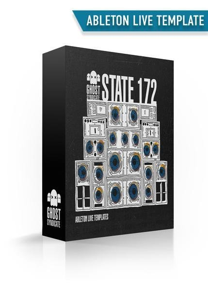 STATE 172 • ABLETON LIVE TEMPLATE 00015
