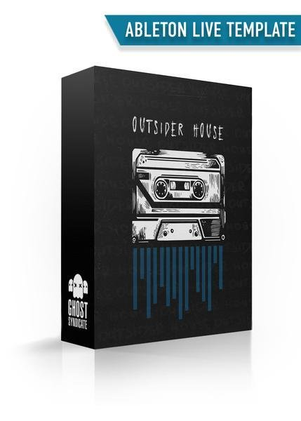 OUTSIDER HOUSE • ABLETON LIVE TEMPLATE 00016