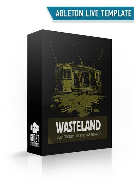 WASTELAND • DEEP DUBSTEP ABLETON LIVE TEMPLATE 00018