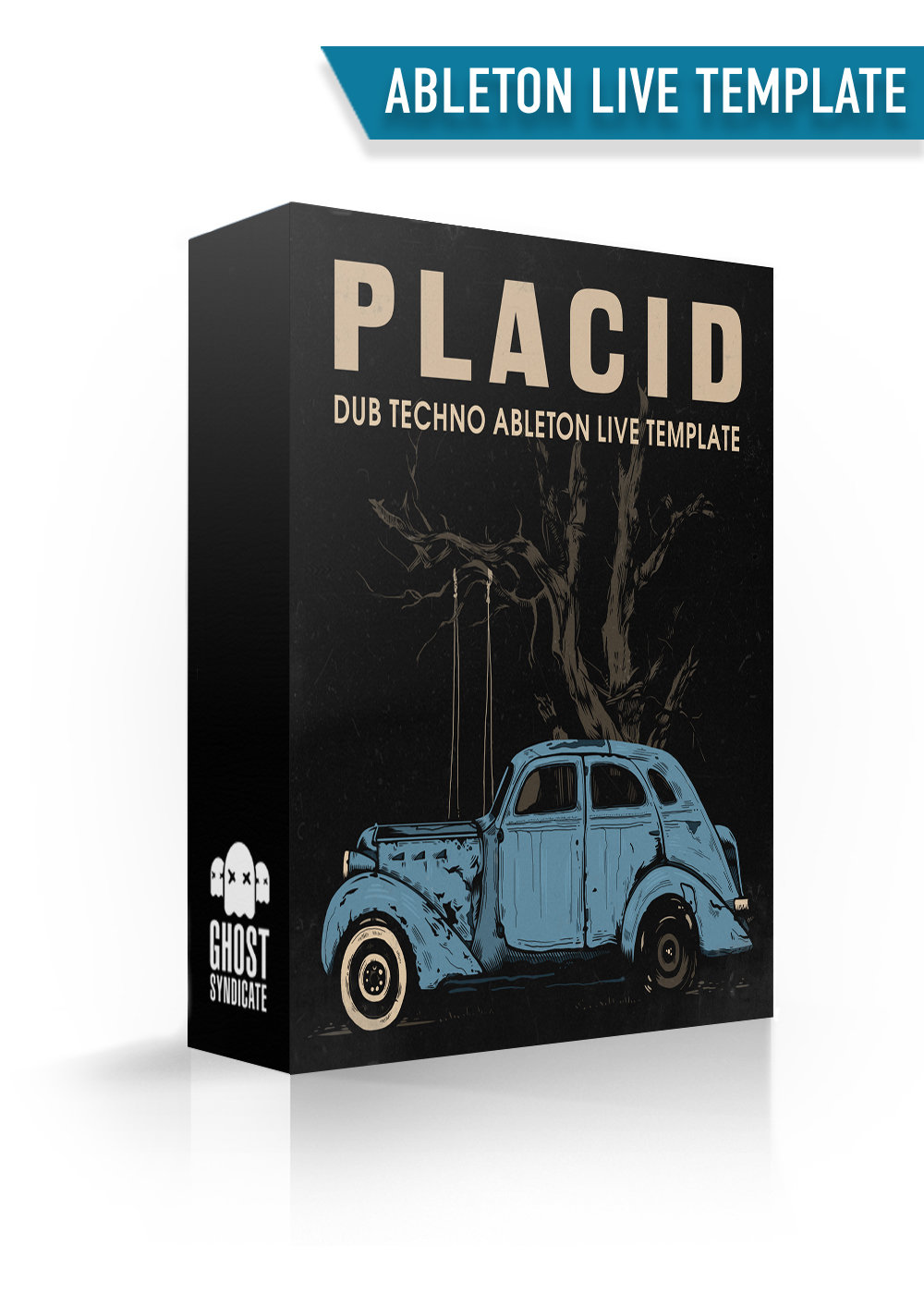 PLACID • DUB TECHNO ABLETON LIVE TEMPLATE 00040