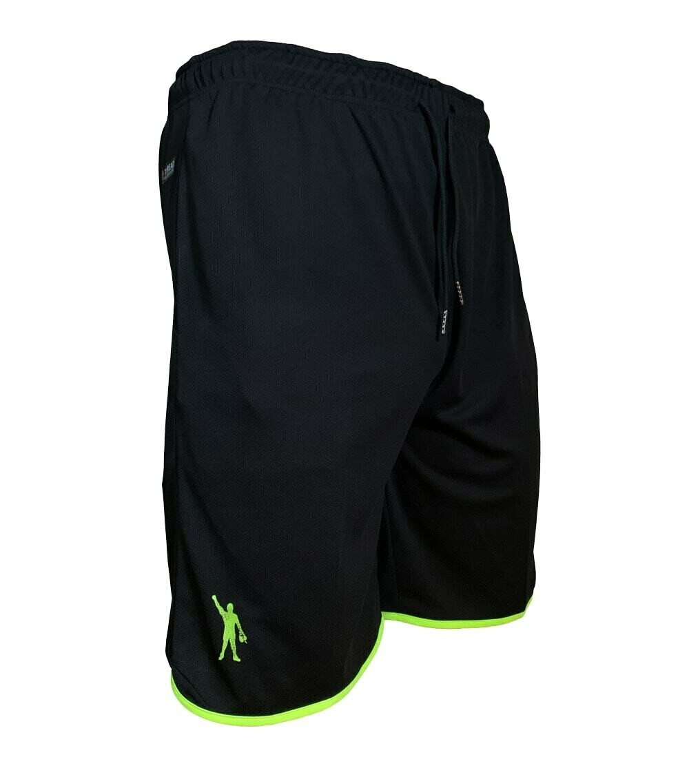 MataThread Hybrid Mesh Shorts - Black