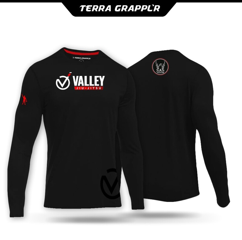 Valley Jiu-jitsu MataThread L/S Tee