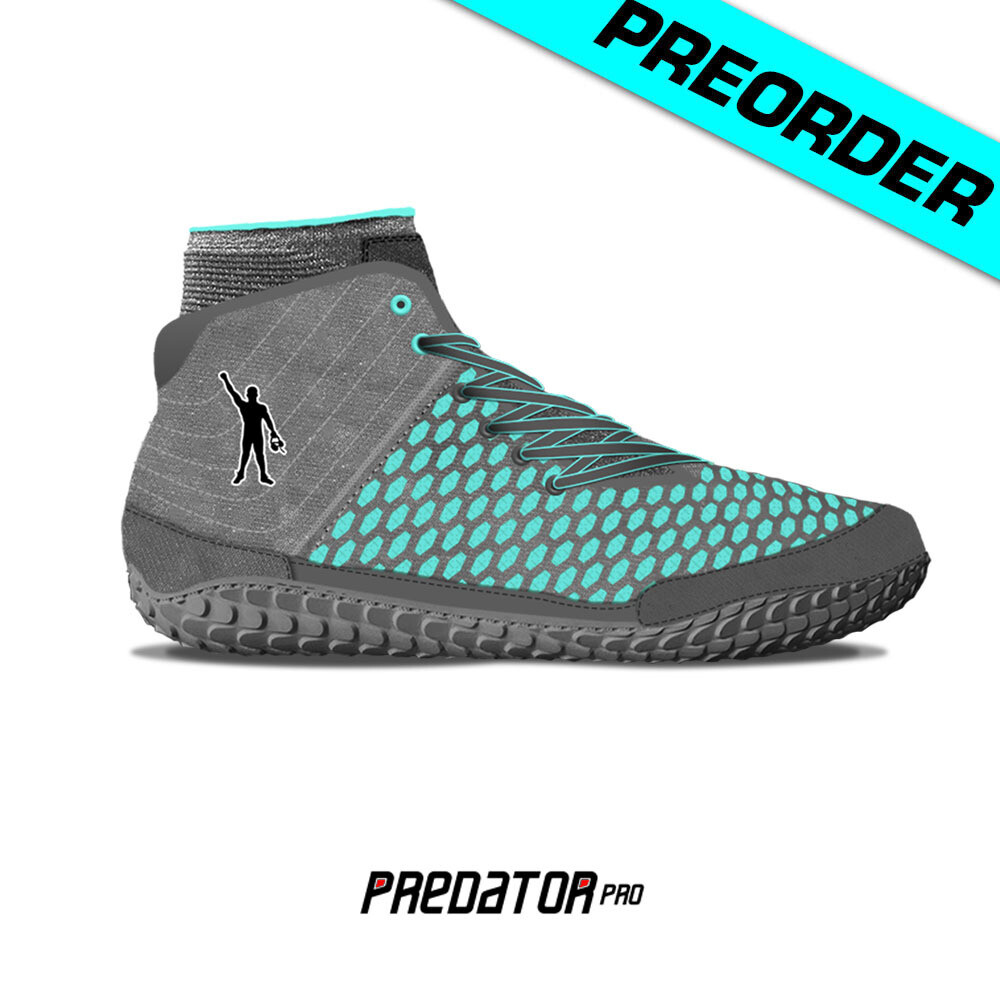 TG Predator Pro Wrestling Shoes