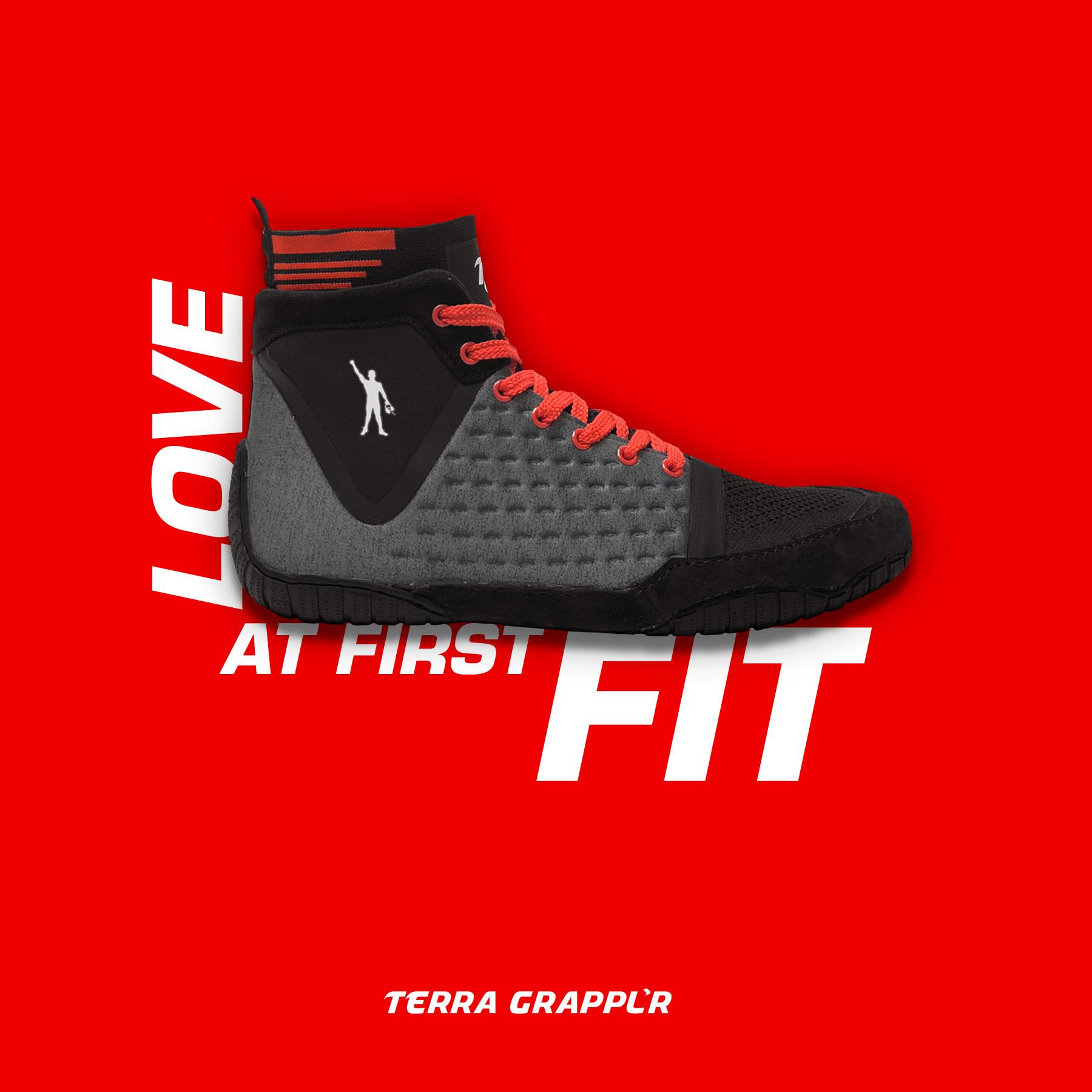 TERRA GRAPPL'R Premier OG Edition Wrestling Shoe