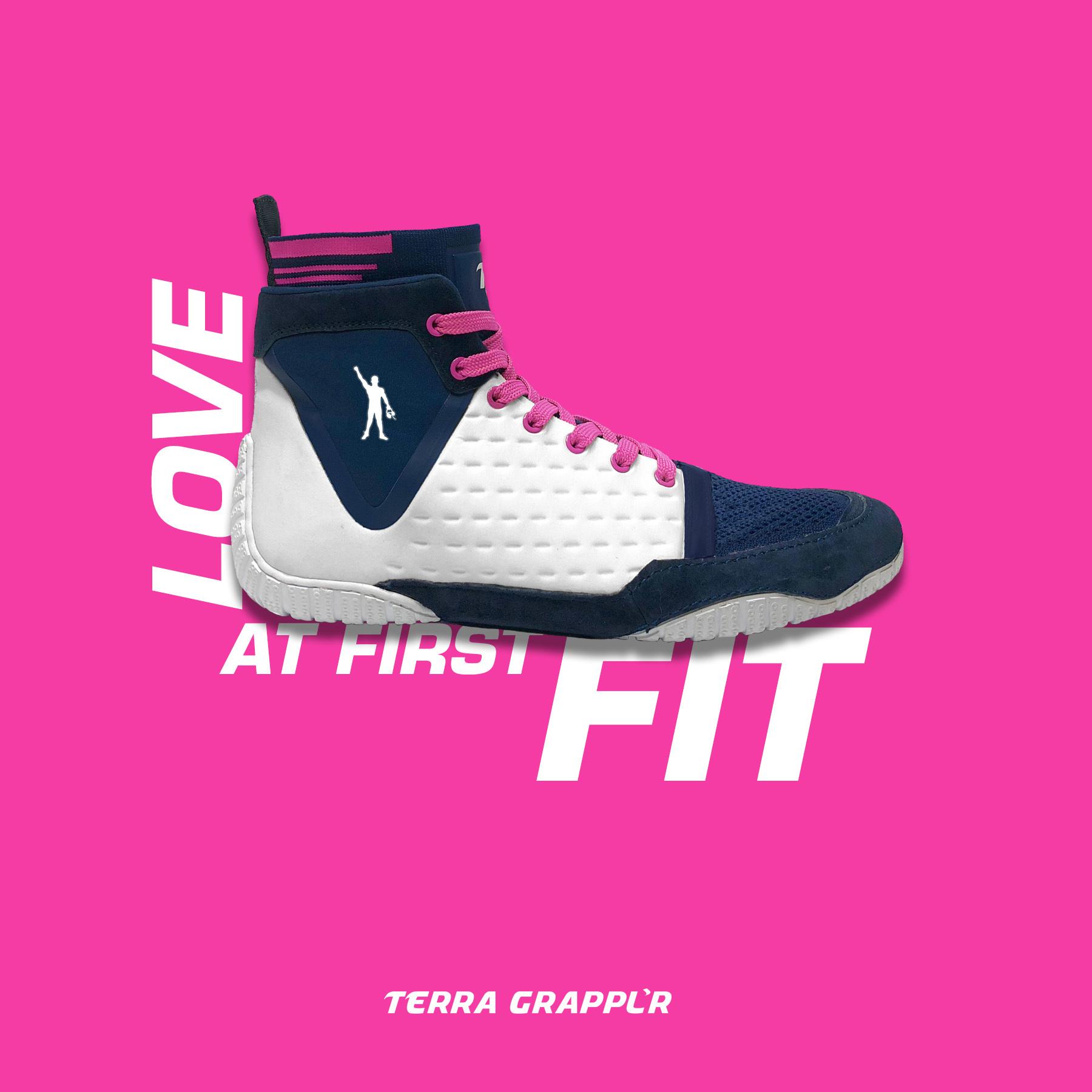 TERRA GRAPPL'R Premier SISSY Edition Wrestling Shoe