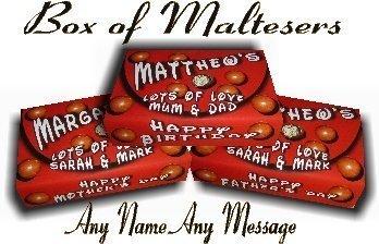 d3724d2b3cf Personalised Box of Maltesers