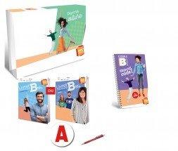 pochette pédagogique: livre de code pro+ livret apprentissage+disque A