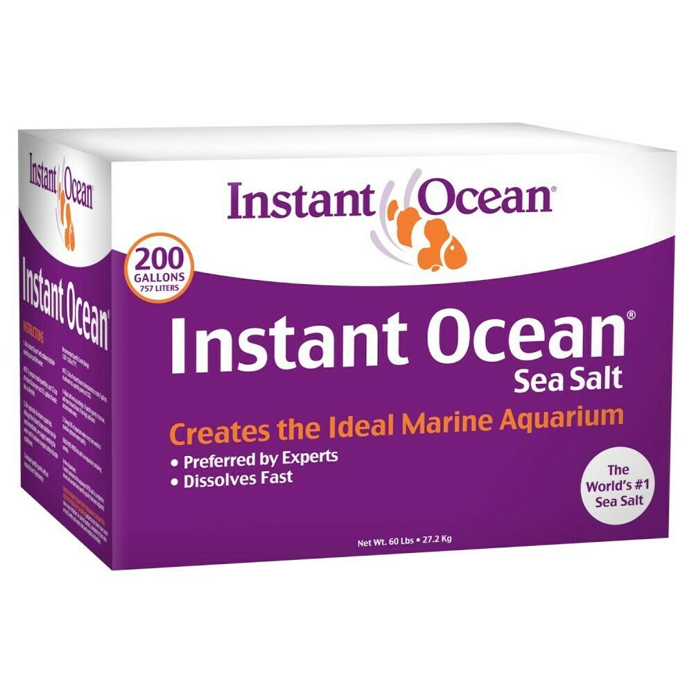 Instant Ocean 160 Gallon Pail