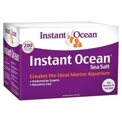 Instant Ocean 200 Gallon Box
