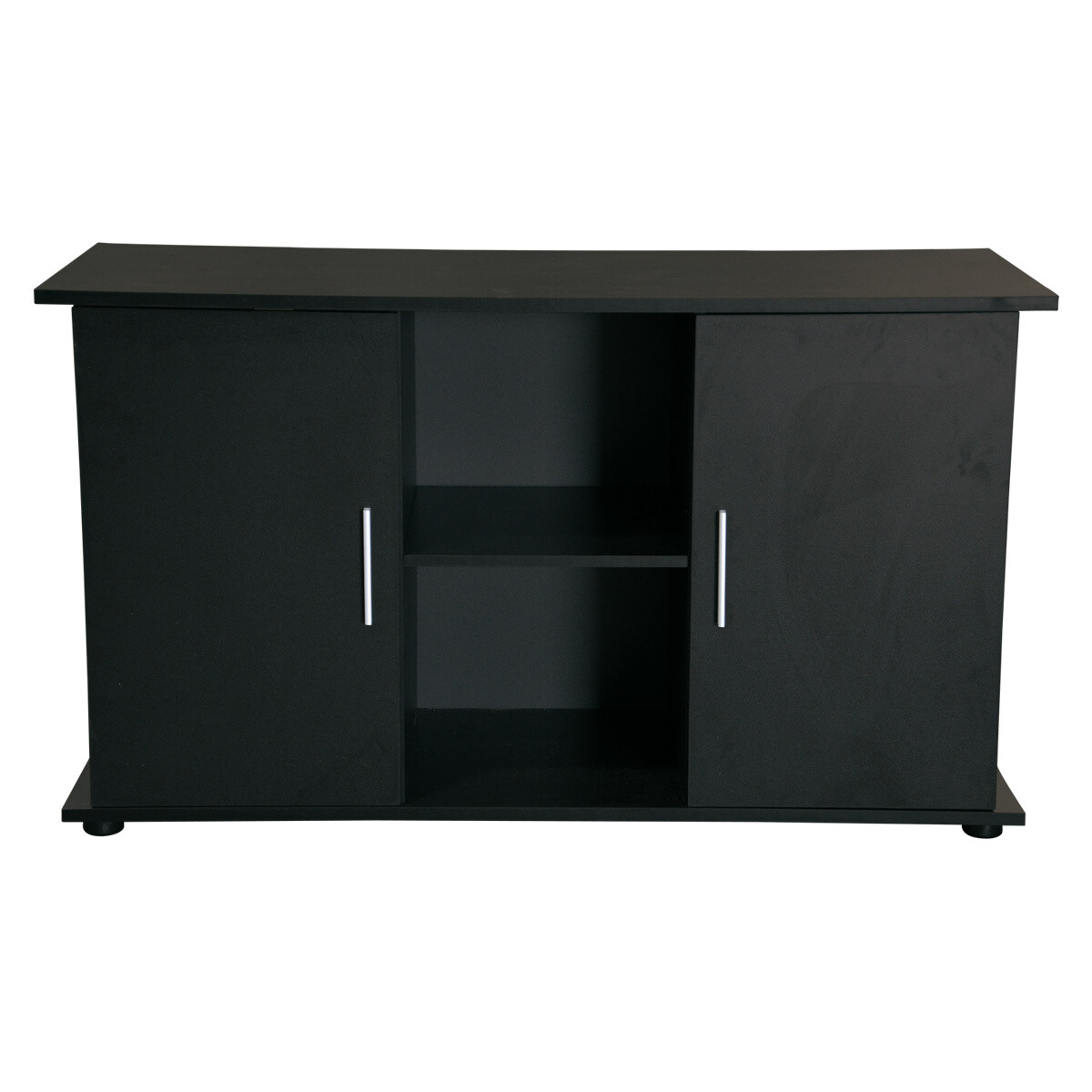 "​Empress Cabinet Stand - Black - 48"" x 18"""