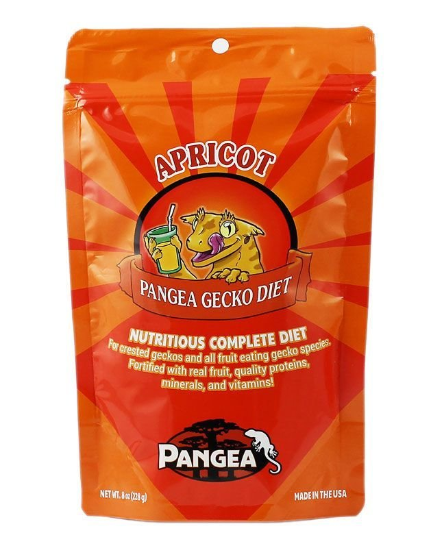 Pangea Fruit Mix Apricot Complete Gecko Diet 2oz