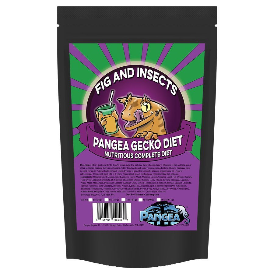 Pangea Fig & Insects Gecko Diet 2oz