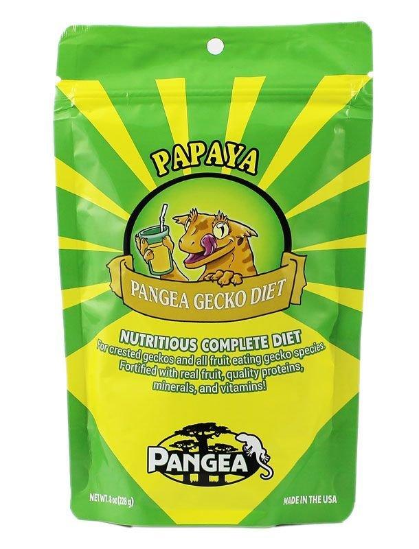 Pangea Fruit Mix Papaya Complete Gecko Diet 2oz