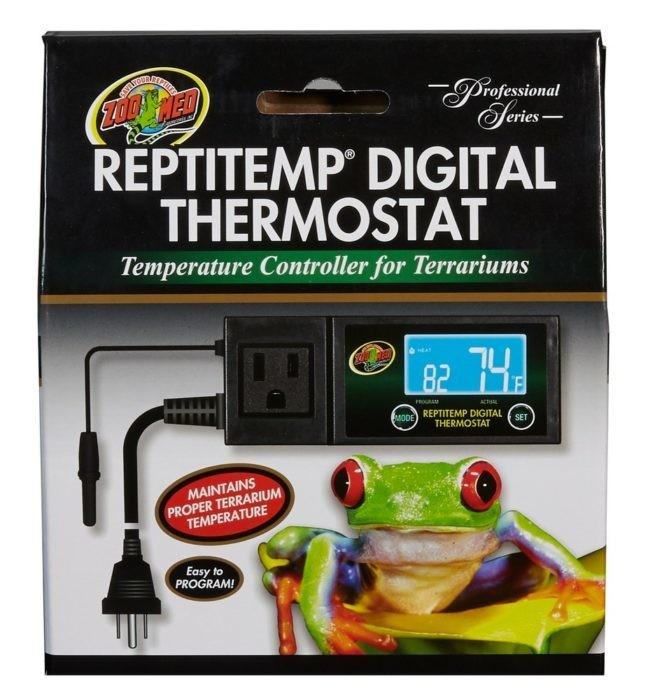 Zoo Med Reptitemp Digital Thermostat