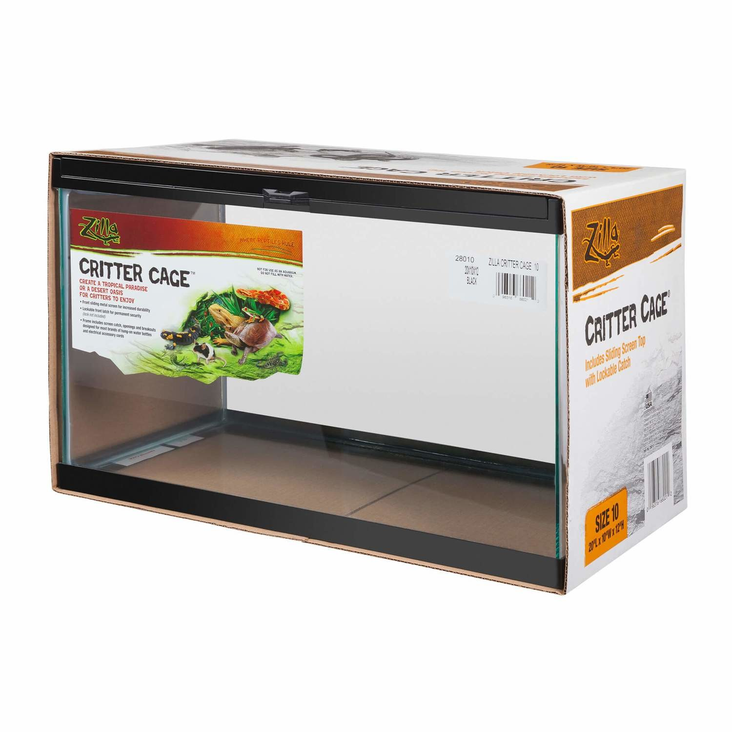 Critter Cage® Enclosures