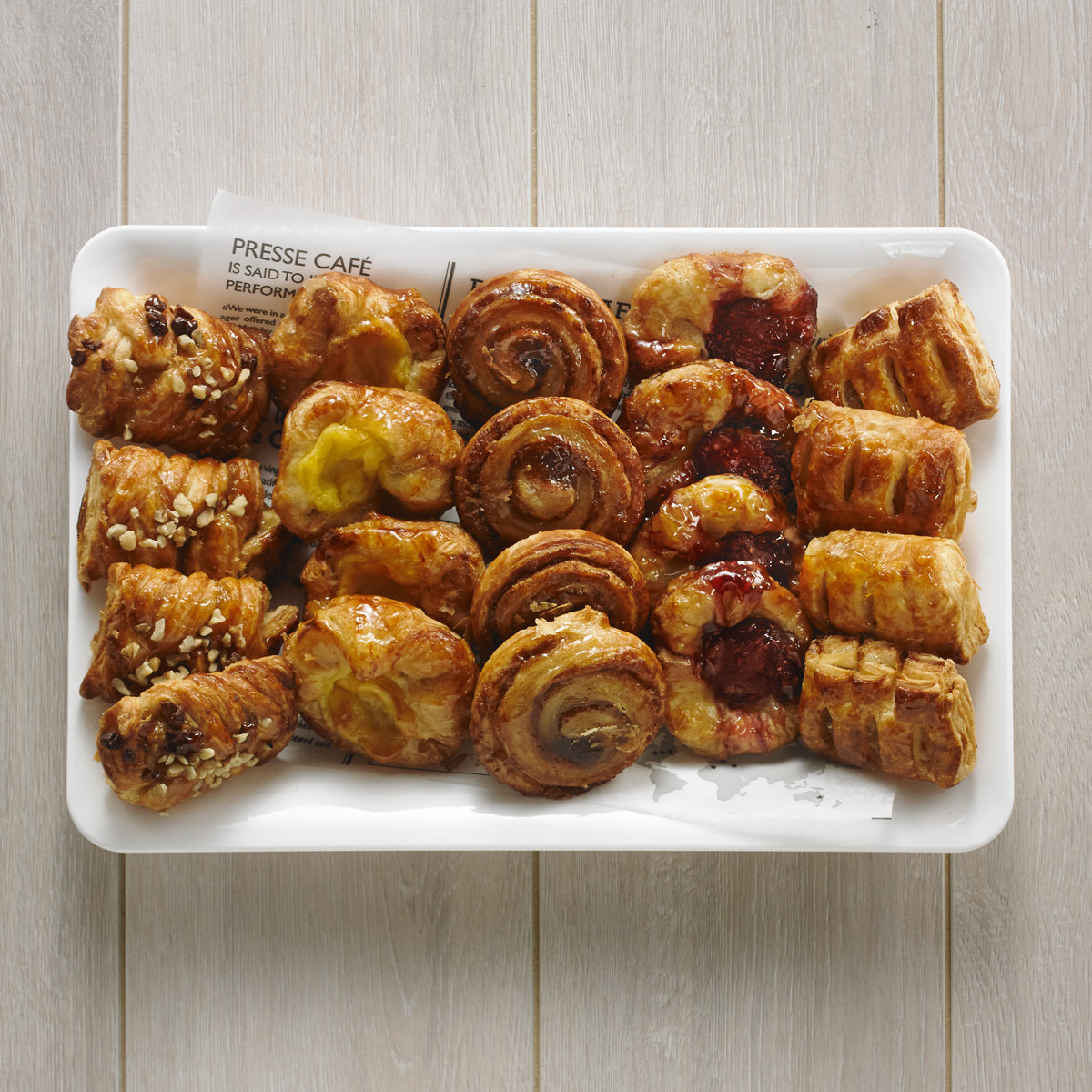 Mini Pastry Platter