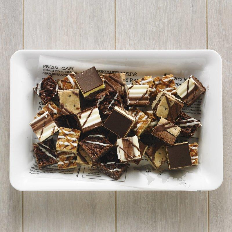 Assorted Dessert Squares