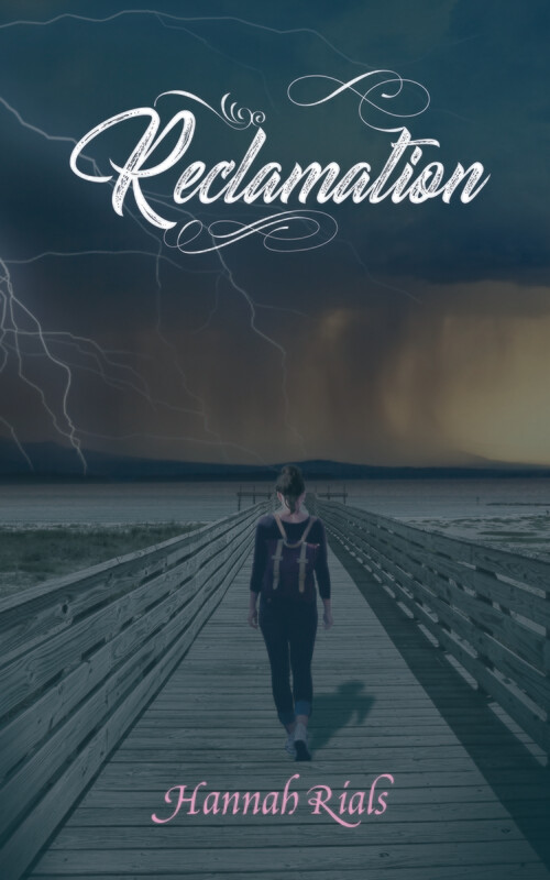 Reclamation by Hannah Rials (Book 3 in the Ascension series!) PREORDER