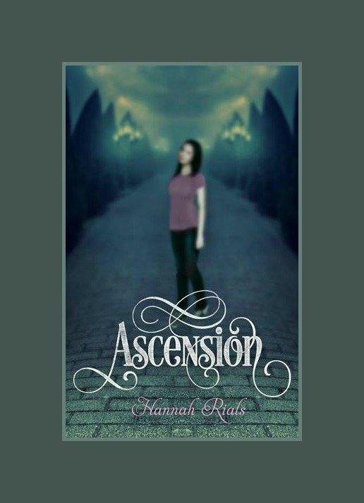 Ascension by Hannah Rials  USA FREE SHIPPING 978-1936426003