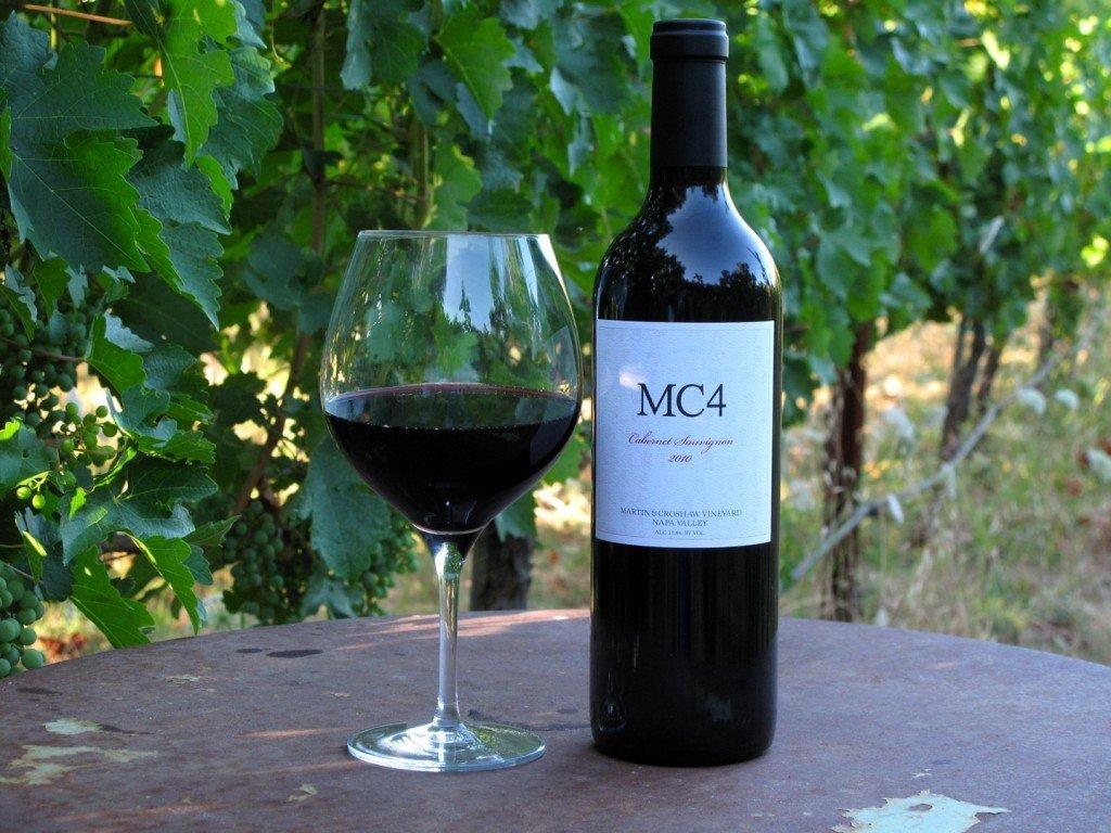 2015 MC4 Cabernet Sauvignon / Bottle 00000