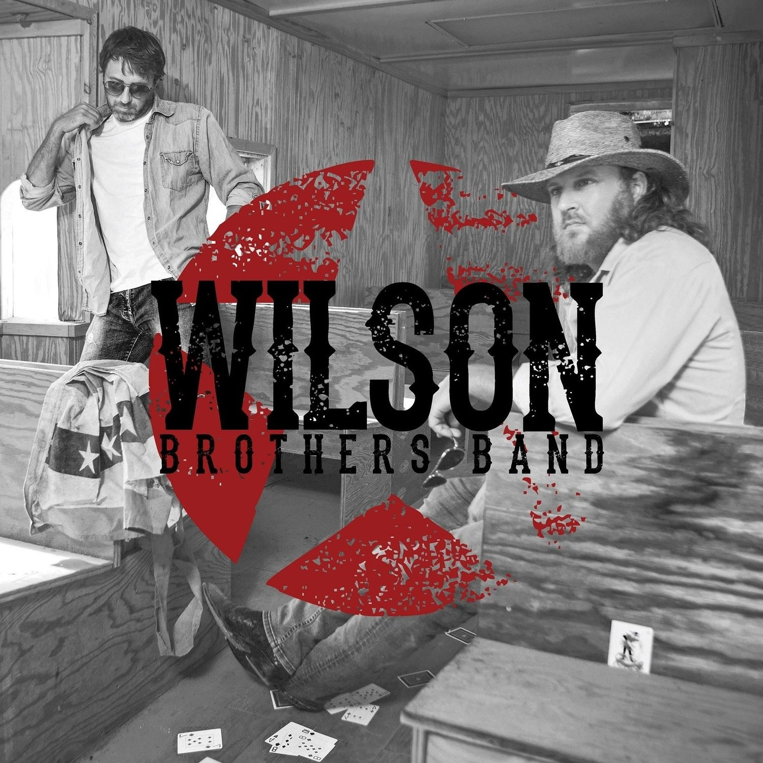 CD - Wilson Brothers Band (autographed copy from the band)