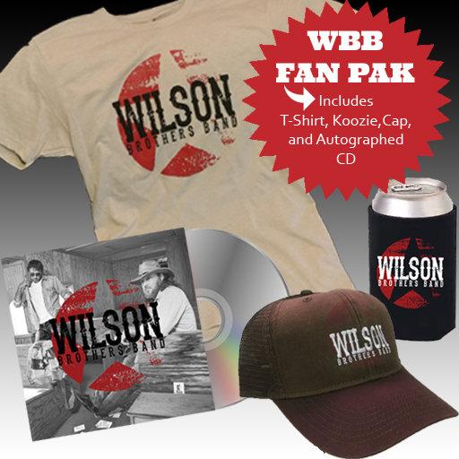 FAN PAK, WBB (Includes 1 Creme T-Shirt (Sm-XL),1 Koozie,1 Hunter Green Cap, & 1 Autographed CD)