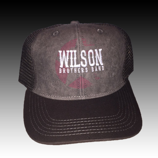 Wilson Brothers Band Hat  (Rustic Brown on Brown)