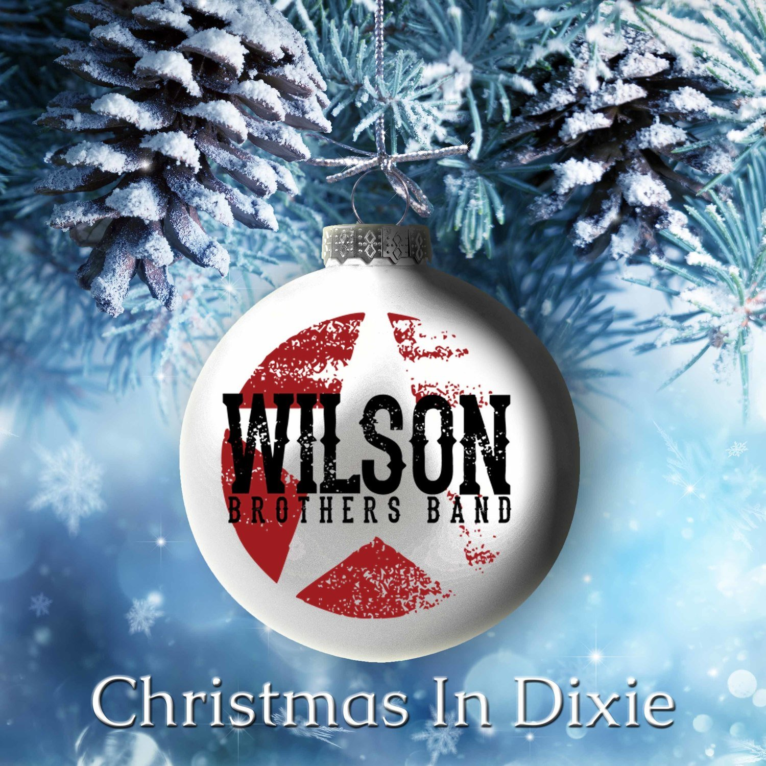 Christmas In Dixie.Wilson Brothers Band Christmas In Dixie Single
