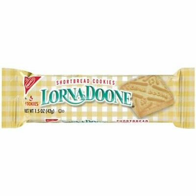 Lorna Doone Shortbread Cookies