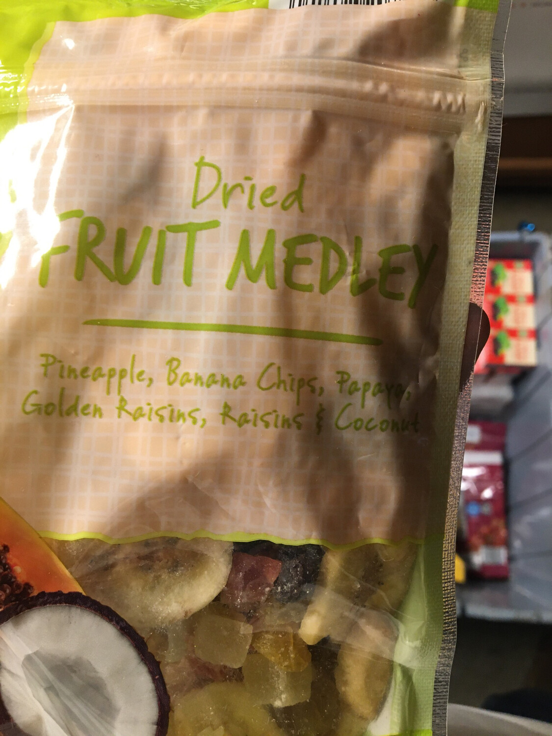 Dried Fruit Medley