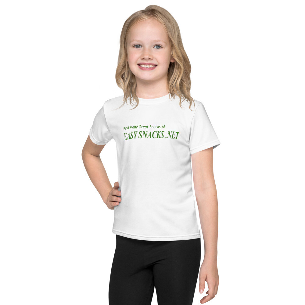 Easy Snacks Kids T-Shirt