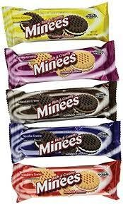MINEES ASSORTED SANDWICH COOKIE| PICKED AT RANDOM