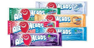 AIRHEADS ASSORTED BARS|PICKED AT RANDOM