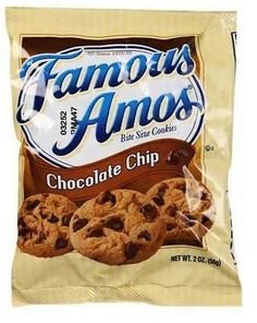 FAMOUS AMOS COOKIES