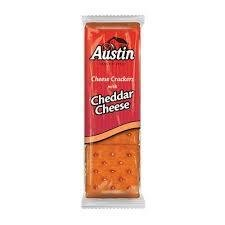 AUSTIN CHEDDAR CHEESE CRACKERS