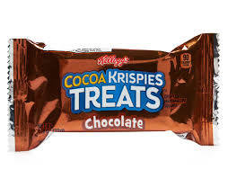 Cocoa Krispie Treats