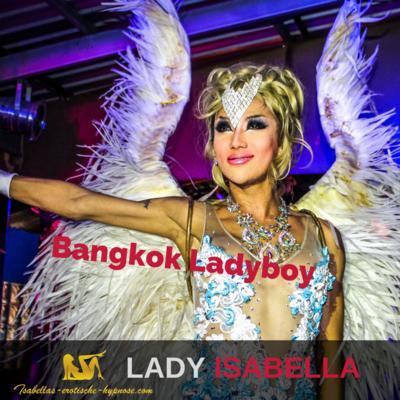 Bangkok Ladyboy by Lady Isabella
