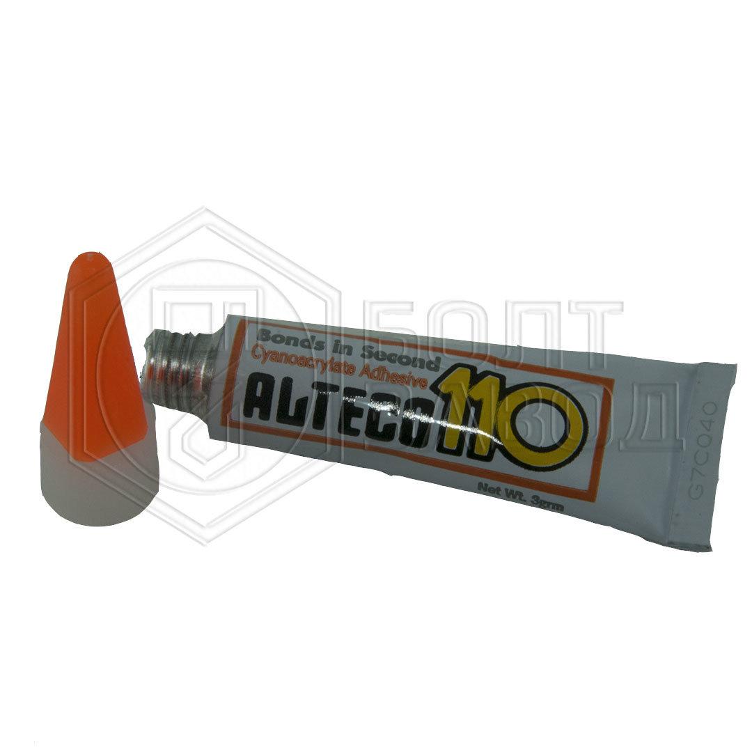Супер клей ALTECO 3 гр ALT001