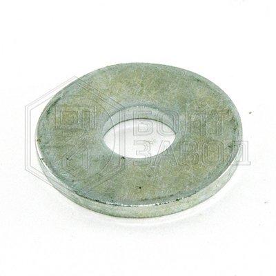 Шайба кузовная плоская увеличенный диаметр 8 100 штук