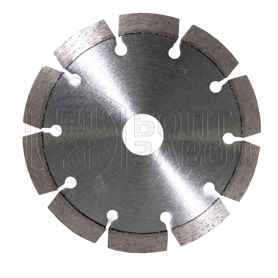 Диск алмазный отрезной сегментный, d115*22,2 мм
