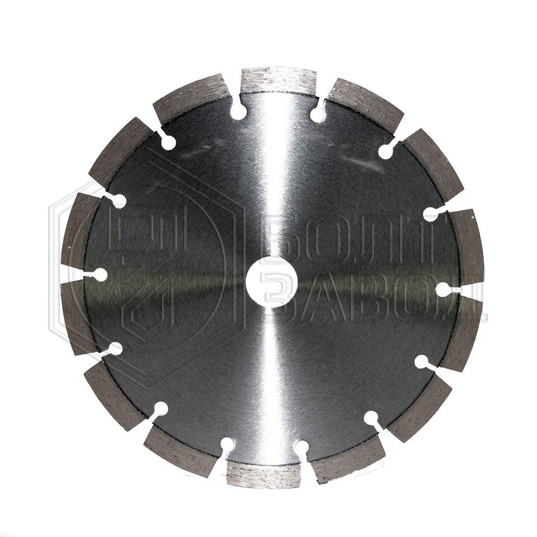 Диск алмазный отрезной сегментный, d125*22,2 мм 73173