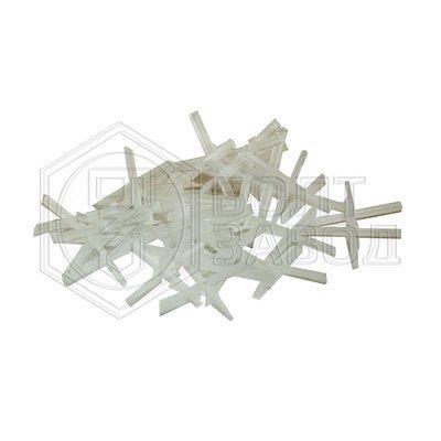 Крестики для кладки плитки Sparta 1.0 мм