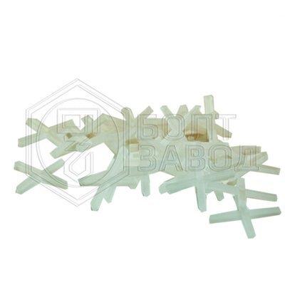 Крестики для кладки плитки Sparta 2.0 мм