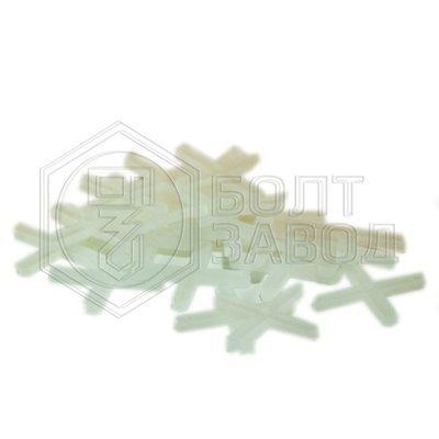 Крестики для кладки плитки Sparta 3.0 мм