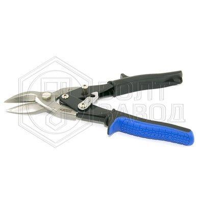 Ножницы по металлу прямой правый срез 250 мм фирмы GROSS