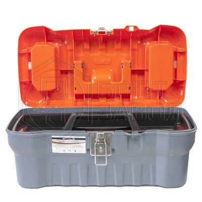 Ящик для инструментов с металлическими замками 16 17,5х21х41 фирмы Stels