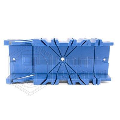 Стусло 300*90 мм пластиковое 6 углов для запила